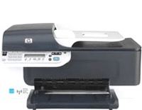למדפסת HP OfficeJet 4500 Wireless