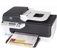 למדפסת HP OfficeJet J4624