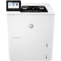 למדפסת HP LaserJet Enterprise M608x